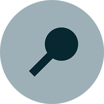 Magnifying Glass TK Icon
