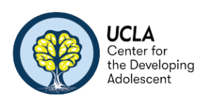 UCLA Center for the Developing Adolescent logo